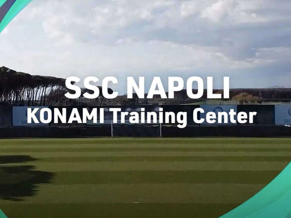 ssc napoli konami training center castel volturno centro sportivo