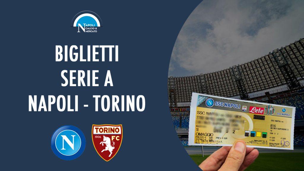 abbonamenti biglietti napoli torino serie a 17 ottobre calcio ticketone