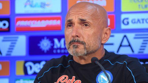 conferenza stampa spalletti castel volturno diretta live dichiarazioni conferenze ssc napoli calcio