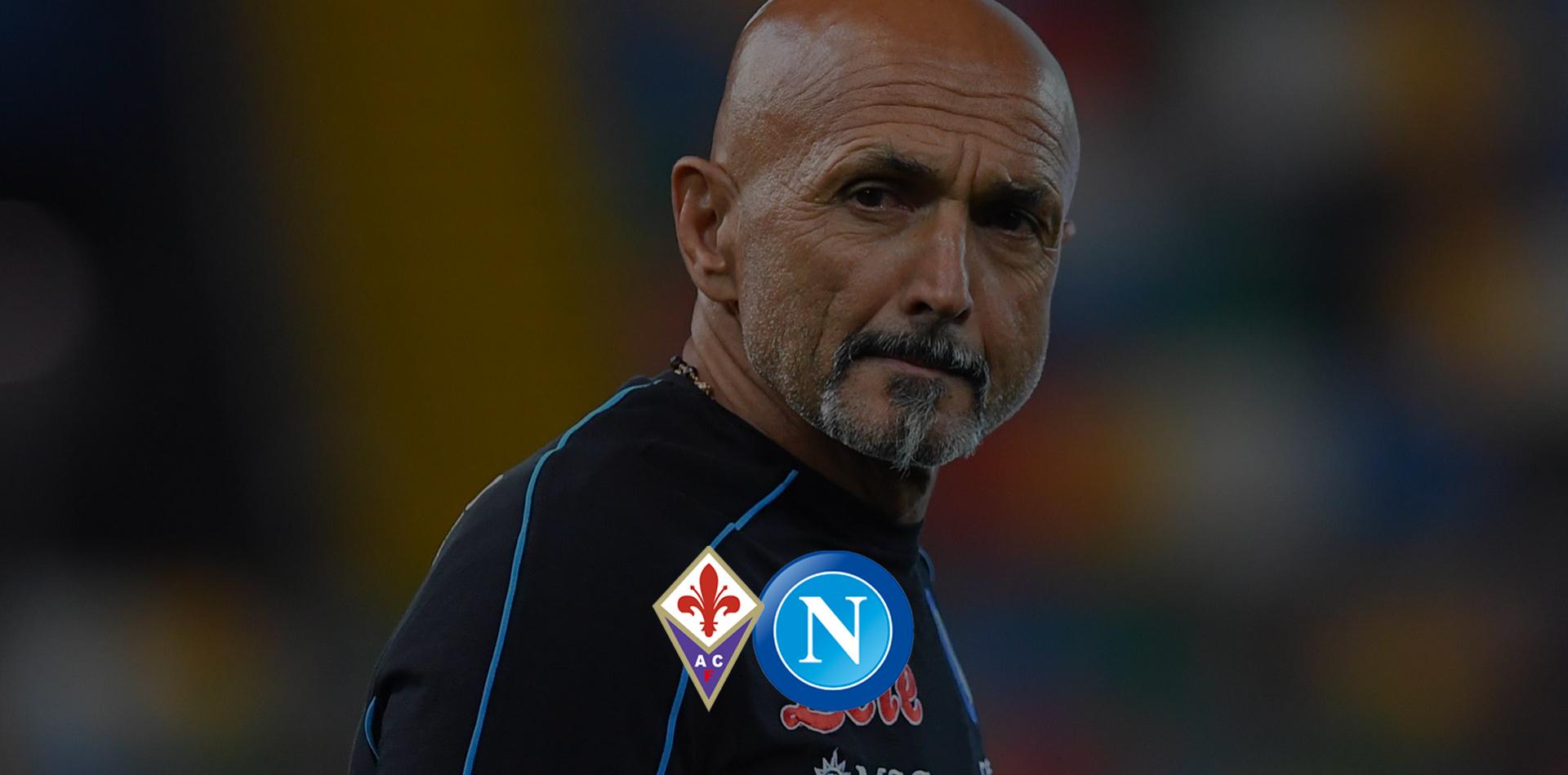 formazioni ufficiali fiorentina napoli formazione ufficiale serie a partita oggi scelte luciano spalletti italiano