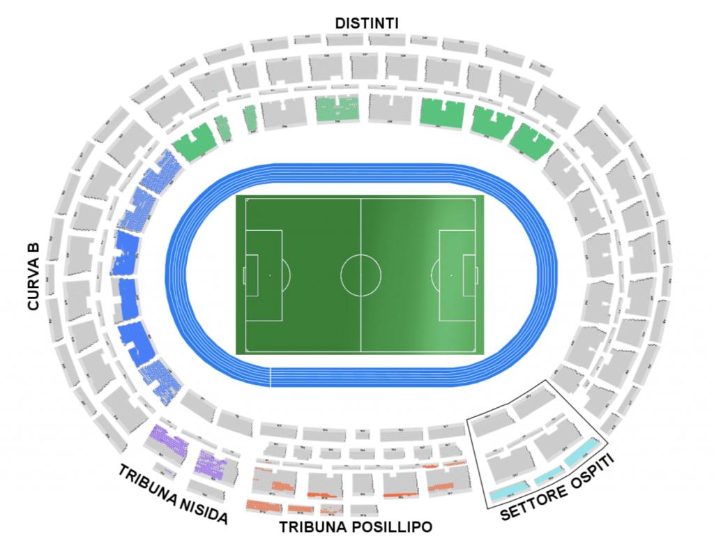 Biglietti disponibili Napoli Torino 17 Ottobre