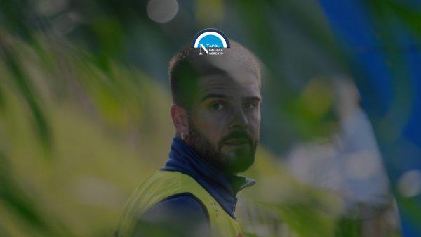 lorenzo insigne calcio napoli capitano allenamento castel volturno 13 10 21