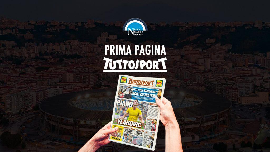 tuttosport prima pagina edicola www tuttosport com juventus juve ssc napoli 24 calcionapoli 1926